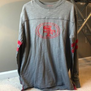 SF 49ers long sleeve